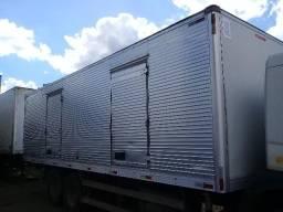 Bau 2013 facchini Soalho Chapeado Para caminhao truck 8,5 mt