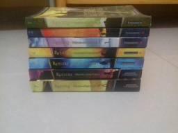 Vendo série rangers 8 livros