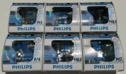 Lâmpadas Philips Diamond Vision Importadas