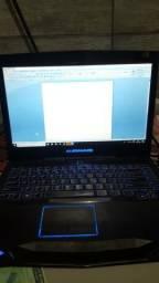 Notebook alienware m14x