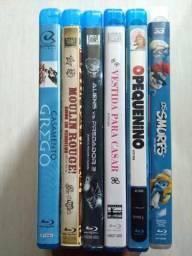 Filmes Blu Ray ( Originais )