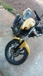 Factor 125 k 2010 com rodas de liga leve mais 1100 de doc - 2010