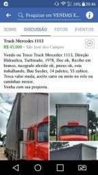 Truck Mercedes 1113