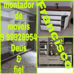 Montadorde móveis 9 99928954