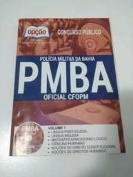 Apostilas Opção CFO PM-BA | CFSD CBM-BA 2017 (Sem CD)