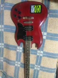 Guitarra Detroit shelter