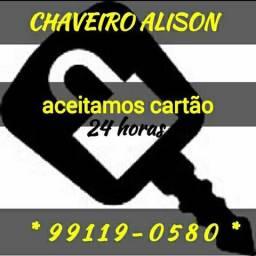 Chaveiro é so liga 99119-0580