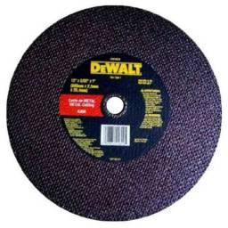 "Disco Abrasivo Corte Metal - 12"" x 2.4"" x 1"" - DW44620 - DeWALT"