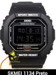 2844483eee4 Relógio Masc Skmei Digital 1134 dw 5600 Prova D água Entrega Gratis  4x s