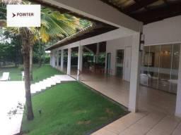 Sobrado com 5 dormitórios à venda, 583 m² por r$ 3.200.000 - aldeia do vale - goiânia/go