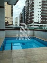 Apartamento com 2 dormitórios para alugar, 89 m² por r$ 1.800,00/mês - ocian - praia grand