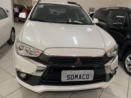Somaco VW - Mitsubishi ASX 2.0 CVT 2017/2017 com 16 mil KM rodada Original - 2017