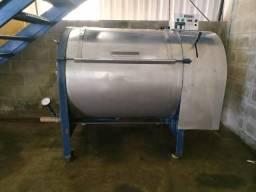 Lavadora Industrial - Máquina de Lavar Roupas (usado) - #3912