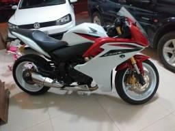 Honda 600 rr R$ 28 mil - 2013