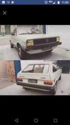 Gol bx 1985 - 1985