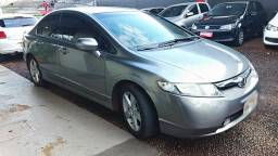Honda civic lxs automático 2007! otima conservação. - 2007
