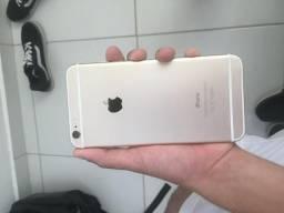 IPhone 6 Plus Dourado (Muito Novo)