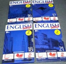 Antigos Fascículos de English Way