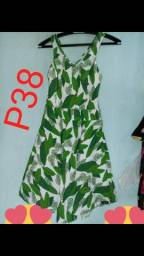 Vestido Lindo Tamanho P38 20 reais