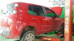 Vendo carro, Fiat uno vivace - 2014