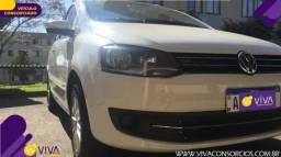 Vw - Volkswagen Spacefox - 2014