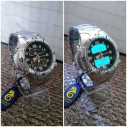 Relógios atlantis aqualand_à prova d' agua_sp/sp