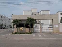 Apartamento com 2 dormitórios para alugar, 55 m² - Atlântica - Rio das Ostras/RJ