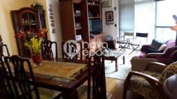 Apartamento à venda com 3 dormitórios em Lagoa, Rio de janeiro cod:CO3AP39706