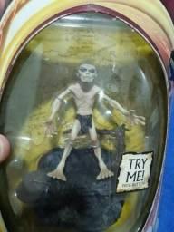 Promocao Raríssimo boneco gollum com cerca de dez anos de comprado