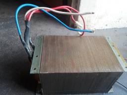 Transformador Gigante para amplificador de grave. 48+48. 30Amperes