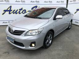 Corolla XEI 2.0 AT c/ GNV Injetado + Multimidia! - 2012