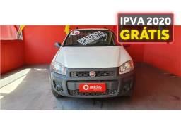 Fiat Strada 1.4 mpi hard working ce 8v flex 2p manual - 2018