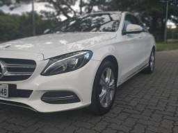 Mercedes-benz c 180 avangard 1.6 turbo - 2015