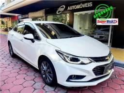 Chevrolet Cruze 1.4 turbo ltz 16v flex 4p automático - 2017