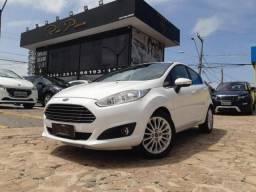 Ford Fiesta Titanium 1.6 14/14 - Troco e Financio! - 2014