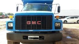 Pra vender Logo - Caçamba GMC 16.220 - Trucada - Oportunidade única - 1998