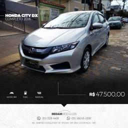 Honda City DX 2016