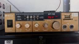Amplificador (retirar em Nova Venécia)