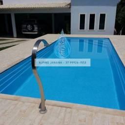 JA - Compre direto da fábrica - piscina nova 8 x 3,5 x 1,30 metros