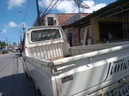 Portas laterais da carroceria do Effa Towner