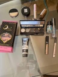 Maquiagens variadas promoção