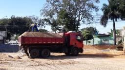 Areia de RIO/agilidade nas entregas
