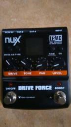 Vendo pedal Nux Drive Force