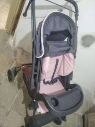Carrinho de bebê Galzerano conservado