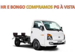 Kia Bongo e Hyndai Hr Compramos e Pg a Vista