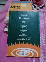 Livro Fonte de energia