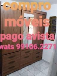 Compro móveis pago avista wats 99106.2271