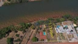 Terreno com 1.725m² no Araguaia Center em Pontal do Araguaia-MT