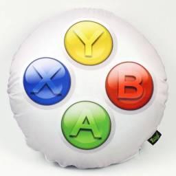 Almofada Gamer Xbox Estampada Frente E Verso