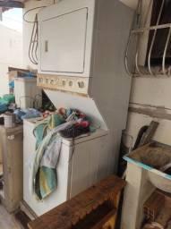 Máquina de lavar e secar importada